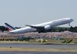 じーく。さんが、成田国際空港で撮影したエールフランス航空 777-328/ERの航空フォト(写真)