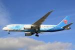 NANASE UNITED®さんが、ロンドン・ヒースロー空港で撮影した中国南方航空 787-8 Dreamlinerの航空フォト(写真)