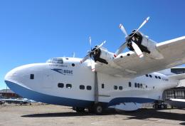 cornicheさんが、オークランド国際空港で撮影したブリティッシュ・オーバーシーズ・エアウェイズ (BOAC) S-45 Solent 3の航空フォト(飛行機 写真・画像)