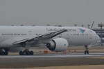 @Yuuさんが、成田国際空港で撮影したガルーダ・インドネシア航空 777-3U3/ERの航空フォト(写真)