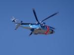 kazuhikoさんが、福島空港で撮影した福島県警察 AW139の航空フォト(写真)
