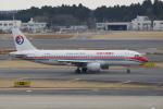 TUILANYAKSUさんが、成田国際空港で撮影した中国東方航空 A320-214の航空フォト(写真)
