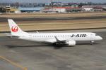 珈琲牛乳さんが、宮崎空港で撮影したジェイ・エア ERJ-190-100(ERJ-190STD)の航空フォト(写真)