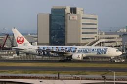 VIPERさんが、羽田空港で撮影した日本航空 777-289の航空フォト(写真)
