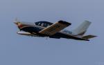 ひげじいさんが、庄内空港で撮影した日本法人所有 TB-20 Trinidad GTの航空フォト(写真)