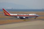 じゃりんこさんが、中部国際空港で撮影したカリッタ エア 747-4B5F/SCDの航空フォト(写真)