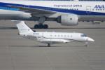 SFJ_capさんが、中部国際空港で撮影したエンブラエル・エグゼクティブ・エアクラフト EMB-550 Legacy 500の航空フォト(写真)