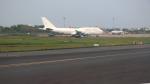 dianaさんが、台湾桃園国際空港で撮影したオリエント・タイ航空 747-441の航空フォト(写真)