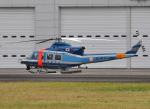 チャーリーマイクさんが、立川飛行場で撮影した警視庁 412の航空フォト(写真)