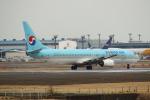 セブンさんが、成田国際空港で撮影した大韓航空 737-9B5の航空フォト(飛行機 写真・画像)
