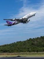 プーケット国際空港 - Phuket International Airport [HKT/VTSP]で撮影されたタイ国際航空 - Thai Airways International [TG/THA]の航空機写真