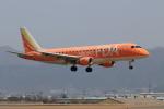 EXIA01さんが、松本空港で撮影したフジドリームエアラインズ ERJ-170-200 (ERJ-175STD)の航空フォト(写真)