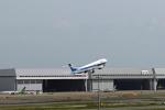 菊池 正人さんが、羽田空港で撮影した全日空 777-281/ERの航空フォト(写真)