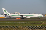 さんたさんが、成田国際空港で撮影したエアXチャーター A340-312の航空フォト(写真)