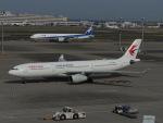 さゆりんごさんが、羽田空港で撮影した中国東方航空 A330-343Xの航空フォト(写真)