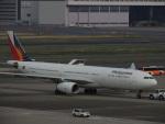 さゆりんごさんが、羽田空港で撮影したフィリピン航空 A330-343Xの航空フォト(写真)