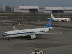 さゆりんごさんが、羽田空港で撮影した中国南方航空 A330-343Xの航空フォト(写真)