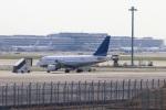 ハム太郎。さんが、羽田空港で撮影したDC アヴィエーション A318の航空フォト(写真)