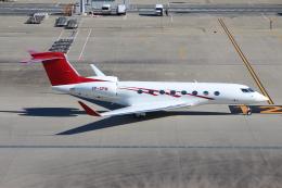 さんたさんが、羽田空港で撮影した不明 560XL Citation Excelの航空フォト(写真)