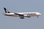 ★azusa★さんが、香港国際空港で撮影したシンガポール航空 777-212/ERの航空フォト(写真)