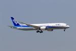 ★azusa★さんが、香港国際空港で撮影した全日空 787-9の航空フォト(写真)