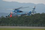 marariaさんが、青森空港で撮影した神奈川県警察 AS365N3 Dauphin 2の航空フォト(写真)