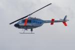 marariaさんが、青森空港で撮影した青森県警察 206B JetRanger IIの航空フォト(写真)