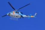 marariaさんが、青森空港で撮影した青森県警察 412EPの航空フォト(写真)