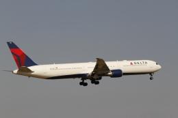 とらとらさんが、成田国際空港で撮影したデルタ航空 767-432/ERの航空フォト(飛行機 写真・画像)