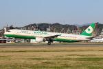 JA882Aさんが、松山空港で撮影したエバー航空 A321-211の航空フォト(写真)