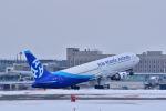 mike48さんが、新千歳空港で撮影したアジア・アトランティック・エアラインズ 767-322/ERの航空フォト(写真)