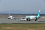 prado120さんが、静岡空港で撮影したエアソウル A321-231の航空フォト(写真)