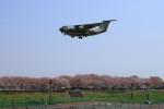 オポッサムさんが、入間飛行場で撮影した航空自衛隊 C-1の航空フォト(写真)