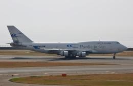 リリココさんが、中部国際空港で撮影したパシフィック・エア・カーゴ 747-4B5(BCF)の航空フォト(飛行機 写真・画像)