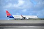 kohei787さんが、アントニオ・B・ウォン・パット国際空港で撮影したアビアンカ航空 A321-231の航空フォト(写真)