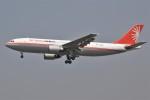 masa707さんが、チャトラパティー・シヴァージー国際空港で撮影したユニ・トップエアラインズ A300B4-605Rの航空フォト(写真)