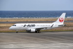 kumagorouさんが、奄美空港で撮影したジェイ・エア ERJ-170-100 (ERJ-170STD)の航空フォト(飛行機 写真・画像)