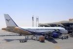 cornicheさんが、キング・ハーリド国際空港で撮影したスーダン航空 A320-212の航空フォト(飛行機 写真・画像)