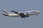 じゃりんこさんが、成田国際空港で撮影したウエスタン・グローバル・エアラインズ 747-446(BCF)の航空フォト(写真)