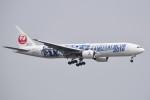 さくらの城南山。さんが、羽田空港で撮影した日本航空 777-289の航空フォト(写真)
