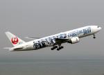 voyagerさんが、羽田空港で撮影した日本航空 777-289の航空フォト(飛行機 写真・画像)