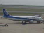 さゆりんごさんが、羽田空港で撮影した全日空 A320-211の航空フォト(写真)