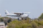 Y-Kenzoさんが、調布飛行場で撮影したアイベックスアビエイション 172S Skyhawk SPの航空フォト(写真)
