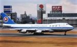 kenko.sさんが、羽田空港で撮影した全日空 747SR-81の航空フォト(写真)