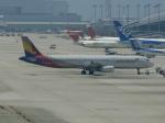 うすさんが、関西国際空港で撮影したアシアナ航空 A321-231の航空フォト(写真)