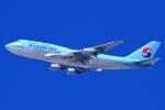 Eckkyさんが、新千歳空港で撮影した大韓航空 747-4B5の航空フォト(写真)
