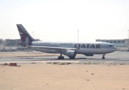 航空フォト:A7-ABY カタール航空カーゴ A300-600