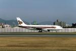 Gambardierさんが、伊丹空港で撮影したタイ国際航空 A300B4-203の航空フォト(飛行機 写真・画像)