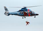 チャーリーマイクさんが、立川飛行場で撮影した警視庁 EC155B1の航空フォト(写真)