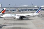 眠たいさんが、関西国際空港で撮影したエールフランス航空 777-228/ERの航空フォト(写真)